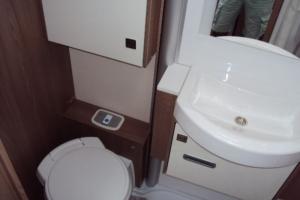 Harmony 690 G toiletruimte