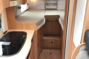 Globebus T4 Automaat Active bedden