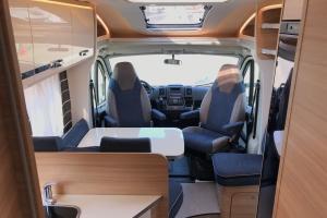 Dethleffs Globebus T7 2017